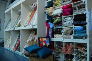 Fabrics at Returned to Glory