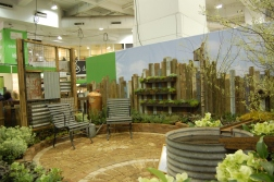 Ideal Young Gardener of the Year show gardens