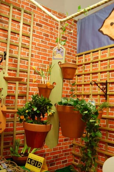 Potnotch hanging pot holders