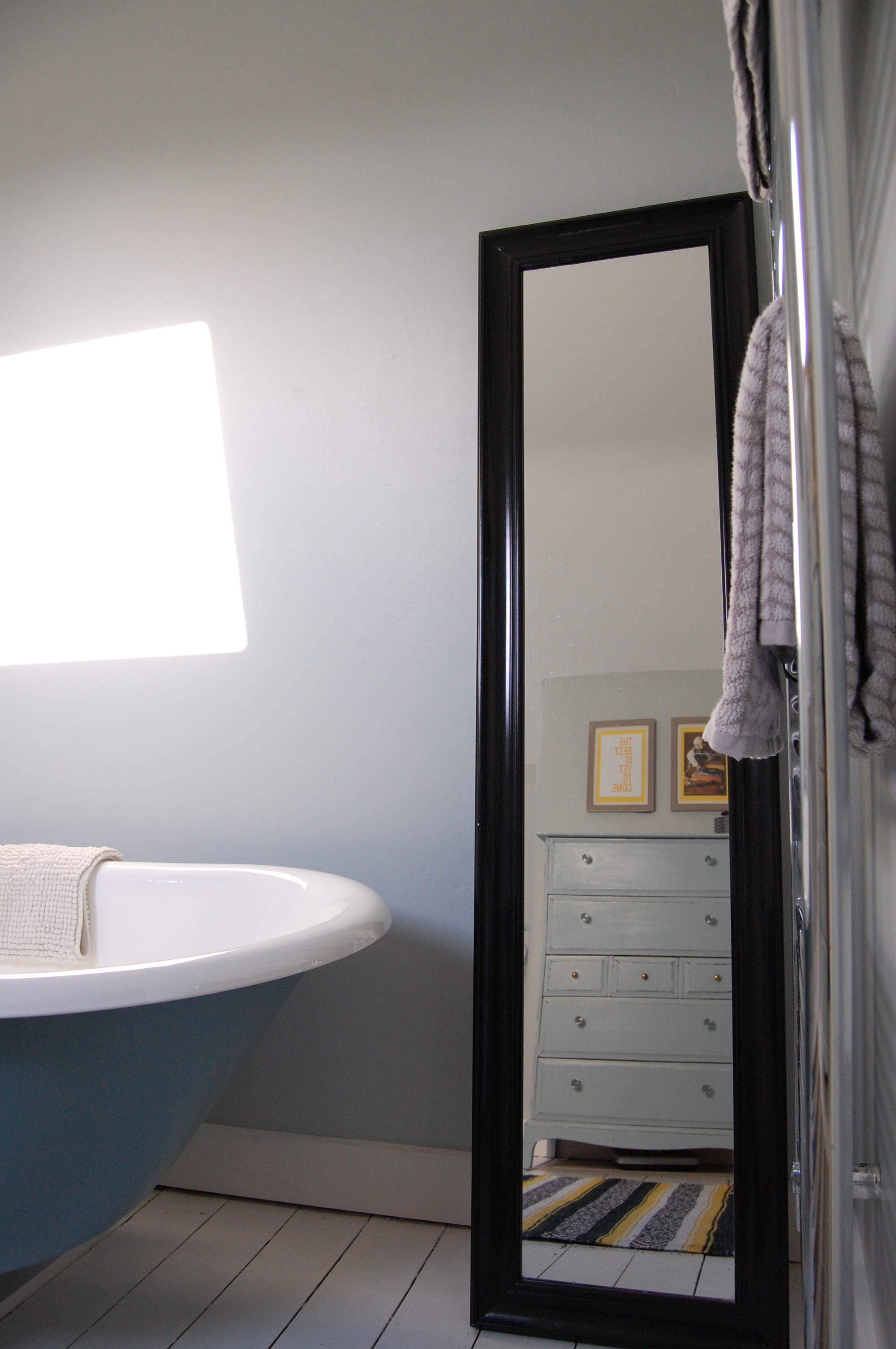 Long bathroom mirrors with beautiful inspirational in for Long narrow mirrors for sale