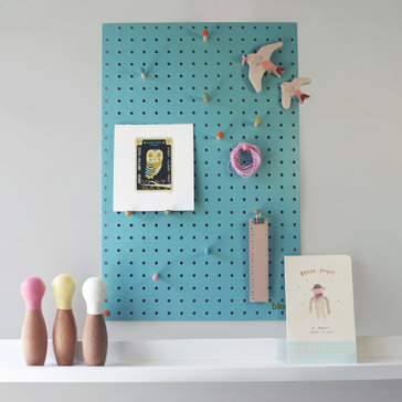 peg board - rowen and wren