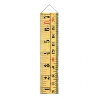 ruler height chart - graham and green