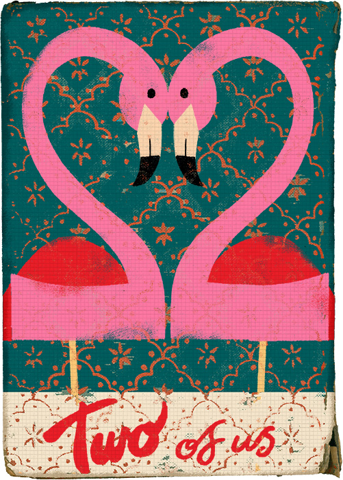 Illustration number 2 by Paul Thurlby